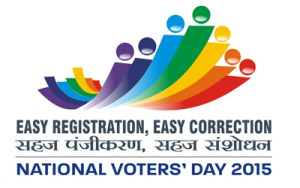 National Voters Day observed on 25th January every year