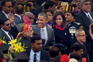 Barack Obama becomes first US President to be Chief Guest at Republic-Day