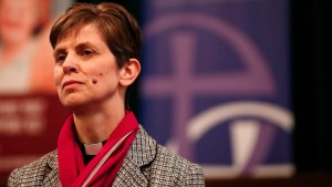 Libby Lane, first female bishop of England consecrated