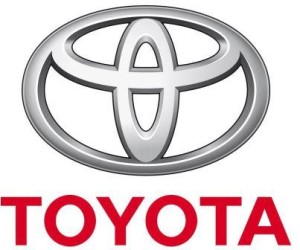 Japanese automaker Toyota tops in global vehicle sales