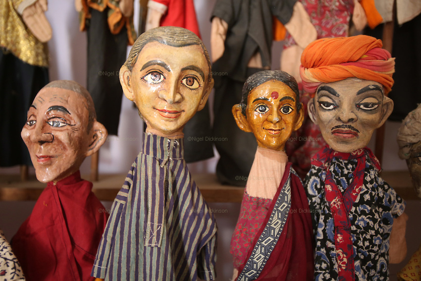 Puppetry : 10 untraditional Courses which will pay you 6 digit salary