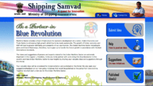 khichdi, blog,current affairs, general,knowledge, ias, ips, civil, services, CSAT,pre, ies, general studies, GS, mains, competitive, entrance, bank, PO, IBPS  Union Government launches website Shipping Samvad