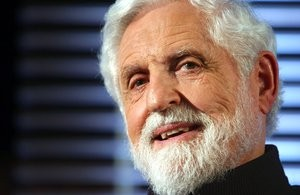 San Francisco, United States (US), norethindrone, U.S. Food and Drug Administration (USFDA), National Medal of Science (1973), National Medal of Technology (1991), Inventors Hall of Fame in 1978, khichdi, blog, An archive image shows Carl Djerassi, one of the scientists who helped develop the birth control pill, in Erlangen, Germany, on October 16, 2003. Carl Djerassi, one of the developers of the birth control pill, has died at the age of 91 in San Francisco, California, in the US. Peter Roggenthin/dpa, Father of Birth Control Pill Carl Djerassi