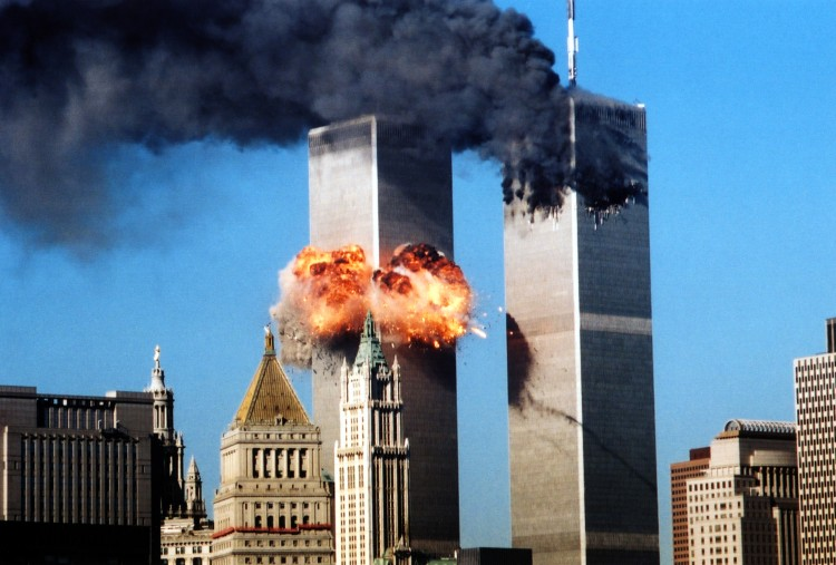 The Event which changed the World :Terrorist attacks on US : 11th September 2001