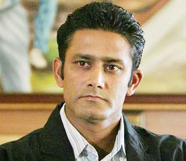 Veteran Spinner Anil Kumble inducted in ICC Cricket Hall of Fame