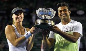 2015,Australian,Open mixed doubles,india, Swiss, teammate,defeated, Canadian-French,Daniel Nestor,Kristina Mladenovic,Grand Slam, season, 15th Grand Slam title,khichdi, blog, just, about, everything,Leander Paes & Martina Hingis