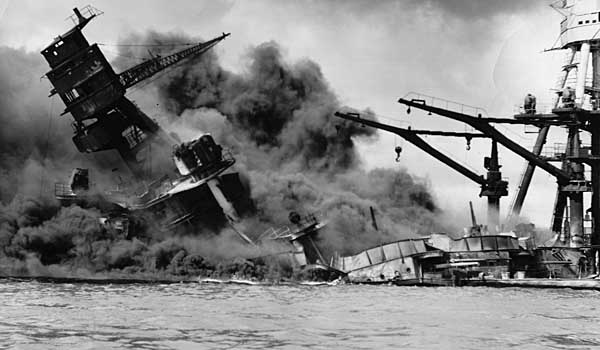 Japenees attack on The pearl Harbour : Event which Changed the world