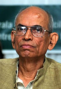 Renowned Ecologist Madhav Gadgil wins Tyler Prize 2015 along with Dr. Jane Lubchenco ,Madhav Gadgil
