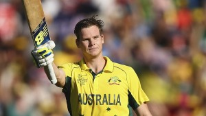 Australia beat India by 95 runs to reach World Cup final
