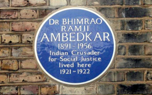 10, King Henry Road, NW3 of London , Maharashtra government issues Letter of Intent to buy B R Ambedkar's London house
