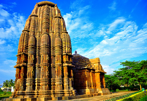 The 'City of Temples', Bhubaneswa, Khichdi, City nicknamer
