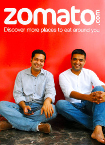 Deepinder Goyal , Zomato, Khichdi, Current affairs, 30th january 2015