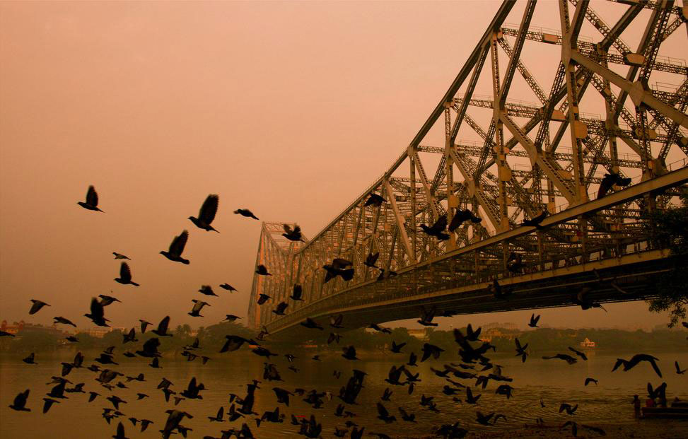 Howrah Bridge , Kolkata, Birla Tample, Kolkata, Cultural Capital, City with Famous name, Khichdi, KhichdiOnline, Destination in India