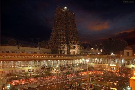 The 'City of Festivals' , Madurai, Khichdi , Blog