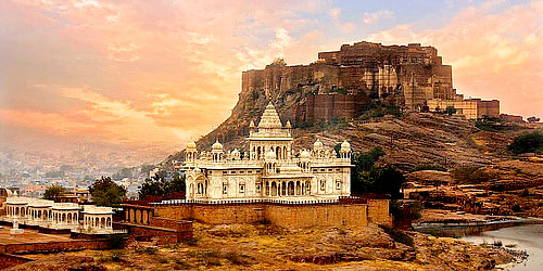 Mehrangarh Fort,  Jodpur, The sun City | Jodhpur , Khchdi, The Blue city , best places in india, best city , City with famous nickname