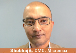 Micromax appoints Shubhajit Sen as new chief marketing officer, khichdi, blog,current affairs, general,knowledge, ias, ips, civil, services, CSAT,pre, ies, general studies, GS, mains, competitive, entrance, bank, PO, IBPS