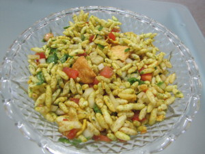 khichdi, blog, children, evening, Bhelpuri, Best Indian Snack