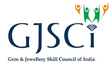 Gem and Jewellery Skill Council Of India , GJSCI, STAR Scheme, PMKVY, Pradhan Mantri Kaushal Vikas Yojana, PM's Skill India Mission, Job roles      Cast & Diamonds-set Jewellery Manufacturing Wax Piece Maker  ,Wax Tree Maker , CAM Machine Operator,  Casting Machine Operator, , Filer & Assembler  Polisher , Plater  Jewellery Retail Sales Associate (Basic) , Handmade Gold & Gemset Jewellery Manufacturing Component Maker , Frame Maker , Enameller , Polisher & Cleaner 3 , Setter  Diamond Processing Auto Bruter  , Bottom Polisher ,Inclusion Plotter , Diamond Processing Laser Sawing Machine Operator  ,Manual Blocker , Bruter , Planner , Spectrum Operator ,Assorter & Grader (Advanced)  Diamond Assorter & Grader (Basic)