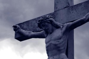 Good Friday symbol is the crucifix,Passion, crucifixion and death