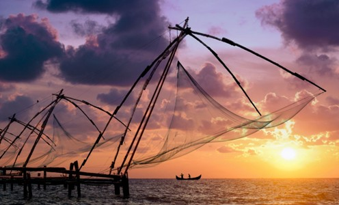 The 'Queen of the Arabian Sea', Kochi, Khichdi
