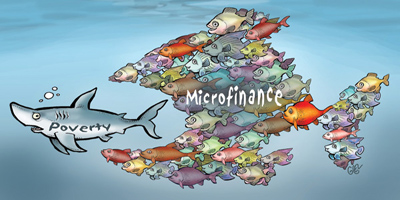 Micro-Finance as an Anti-Poverty Vaccine   Banking the un-bankable