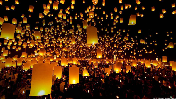 the beautiful lighted lanterns on display,Khichdi , Online , celebrated on the 15th day of the first Chinese lunar month, Lantern Festival, Pingxi ,Taiwan, khichdi, 5th march 2015, Han Dynasty (25–220), The Lantern Fest,  Emperor Hanmingd, 15th day of the first Chinese lunar month, Lanterns symbolize good fortune & request favorable weather,  khichdi,The Lantern Festival can be traced back to 2,000 years ago