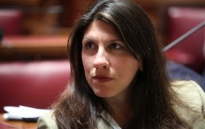 Greek Parliament elects Zoe Konstantopoulou as its new President, Zoe Konstantopoulou , khichdi, blog,current affairs, general,knowledge, ias, ips, civil, services, CSAT,pre, ies, general studies, GS, mains, competitive, entrance, bank, PO, IBPS