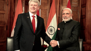 Canada to Supply Uranium to India for 5 Years