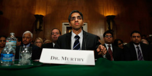 Indian-American Dr. Vivek Murthy takes oath as US Surgeon General