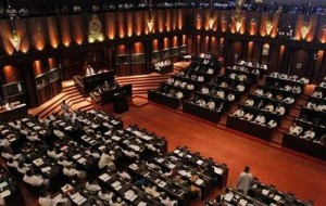 Sri Lankan Parliament amends constitution to reduce President's power