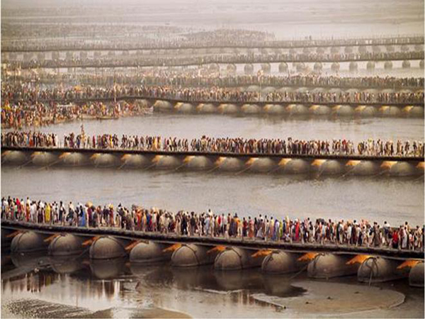Kumbh Mela ,Allahabad, Haridwar, Ujjain, Nasik , India, Khichdi, Festival of the world,