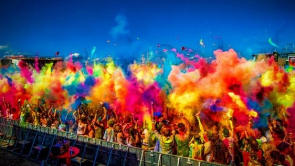 "Holi, the festival of colors, Holika, India,  Holi, The most Colorful Festival of the world, Holika, Legend of Lord Krishna, ""Don't mind it's Holi,"