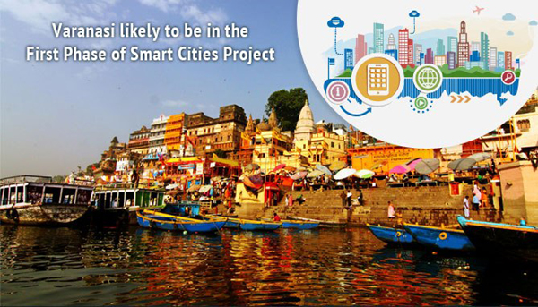Varanasi likely to be in First Phase of Smart Cities Project, Smart Cities of India, 100 Smart cities, List, smart government, smarter city, AMRUT,  the Atal Mission for Rejuvenation and Urban Transformation (AMRUT) ,  cyberville, digital city, electronic communities, flexicity, information city, intelligent city,  knowledge based city, MESH city, telecity, teletopia, Ubiquitous city, wired city.