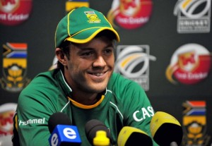 South African cricketer AB de Villiers hits fastest century in ODIs