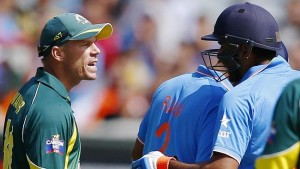 Australian cricketer David Warner fined over speak English incident