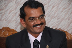 Dr. Mayilsamy Annadura took charge as Director of ISRO satellite centre