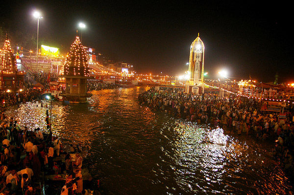 Kumbh Mela ,Allahabad, Haridwar, Ujjain, Nasik , India, Khichdi, Festival of the world