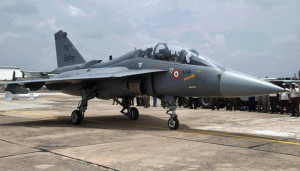IAF gets first indigenously-built Light Combat Aircraft Tejas