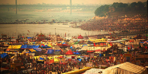 Kumbh Mela, Biggest gathering of the world