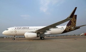 Tata's Vistara airline starts domestic flight operation