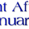 Current Affairs: 3rd January 2015
