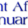 Current Affairs: 7th January 2015
