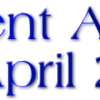 Current Affairs: 11th April 2015