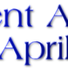 Current Affairs: 20th April 2015