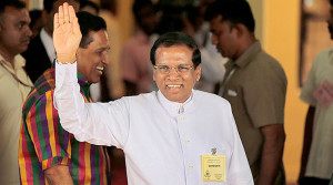 khichdi, blog,current affairs, general,knowledge, ias, ips, civil, services, CSAT,pre, ies, general studies, GS, mains, competitive, entrance, bank, PO, IBPS,Maithripala Sirisena sworn-in as 7th President of Sri Lanka