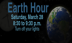 Earth Hour, 28th March, Change Climate Change, switch off non-essential  lights