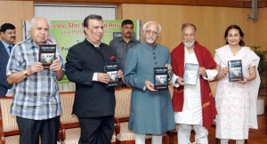 Book titled Unbelievable – Delhi to Islamabad written by Prof Bhim Singh released
