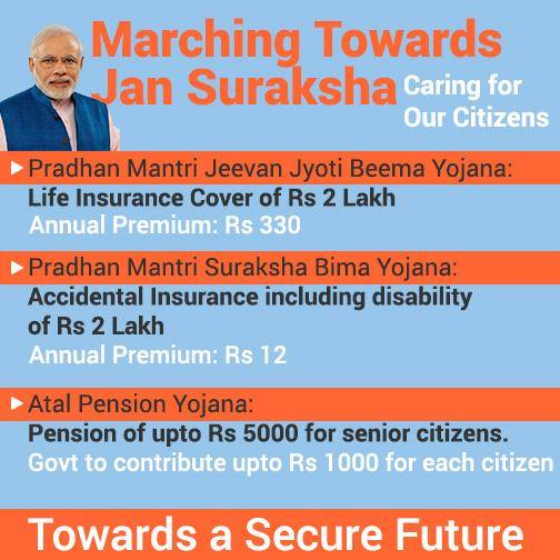 schemes, social, security, old. age, pension, retirement, india, budget, government, khichdi, blog, Atal-Pension-Yojana-APY, union, government, Budget-2015 schemes, Pradhan Mantri Jeevan Jyoti Bima Yojana, PM Narendra Modi launches three social security schemes- 1 on pension, 2 on insurance