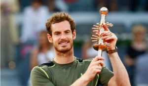 Andy Murray , Winners of 2015 Mutua Madrid Open,khichdi, blog,current affairs, general,knowledge, ias, ips, civil, services, CSAT,pre, ies, general studies, GS, mains, competitive, entrance, bank, PO, IBPS, current, affairs, may, 2015, blog, study, material, CSAT