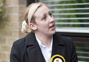 Mhairi Black became the youngest lawmaker of Britain